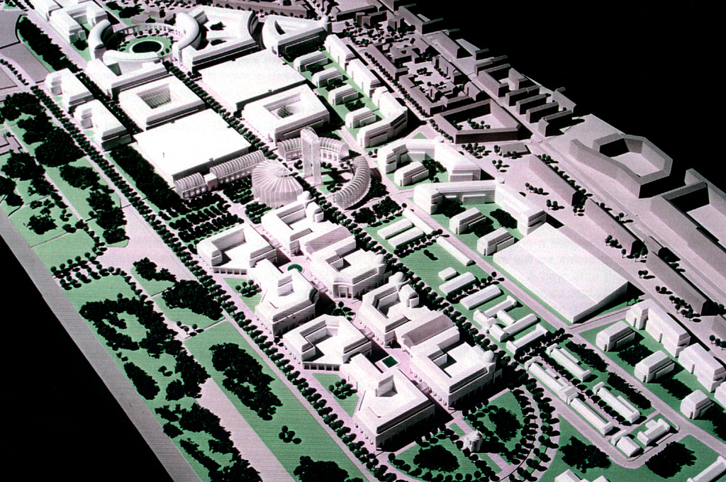 Queensville New Town East Gwillimbury Master Plan And