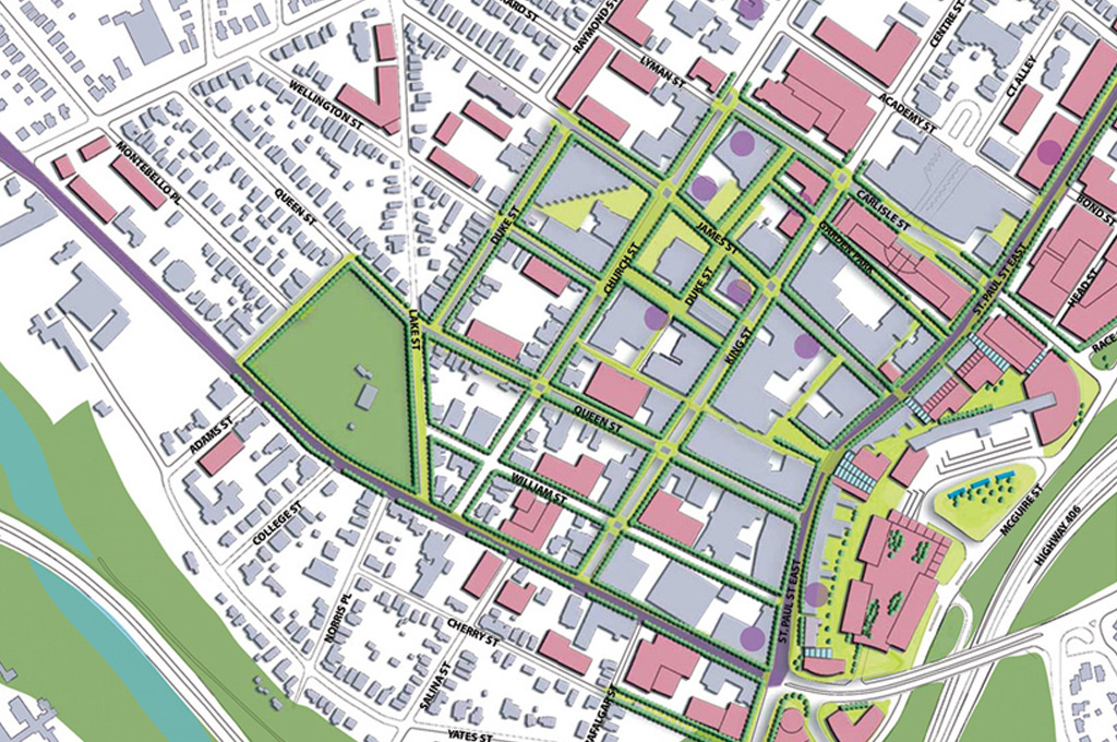 St. Catharines Downtown Master Plan