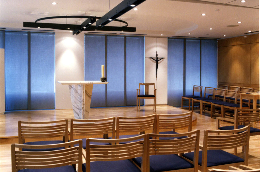 Catholic Pastoral Centre Chapel