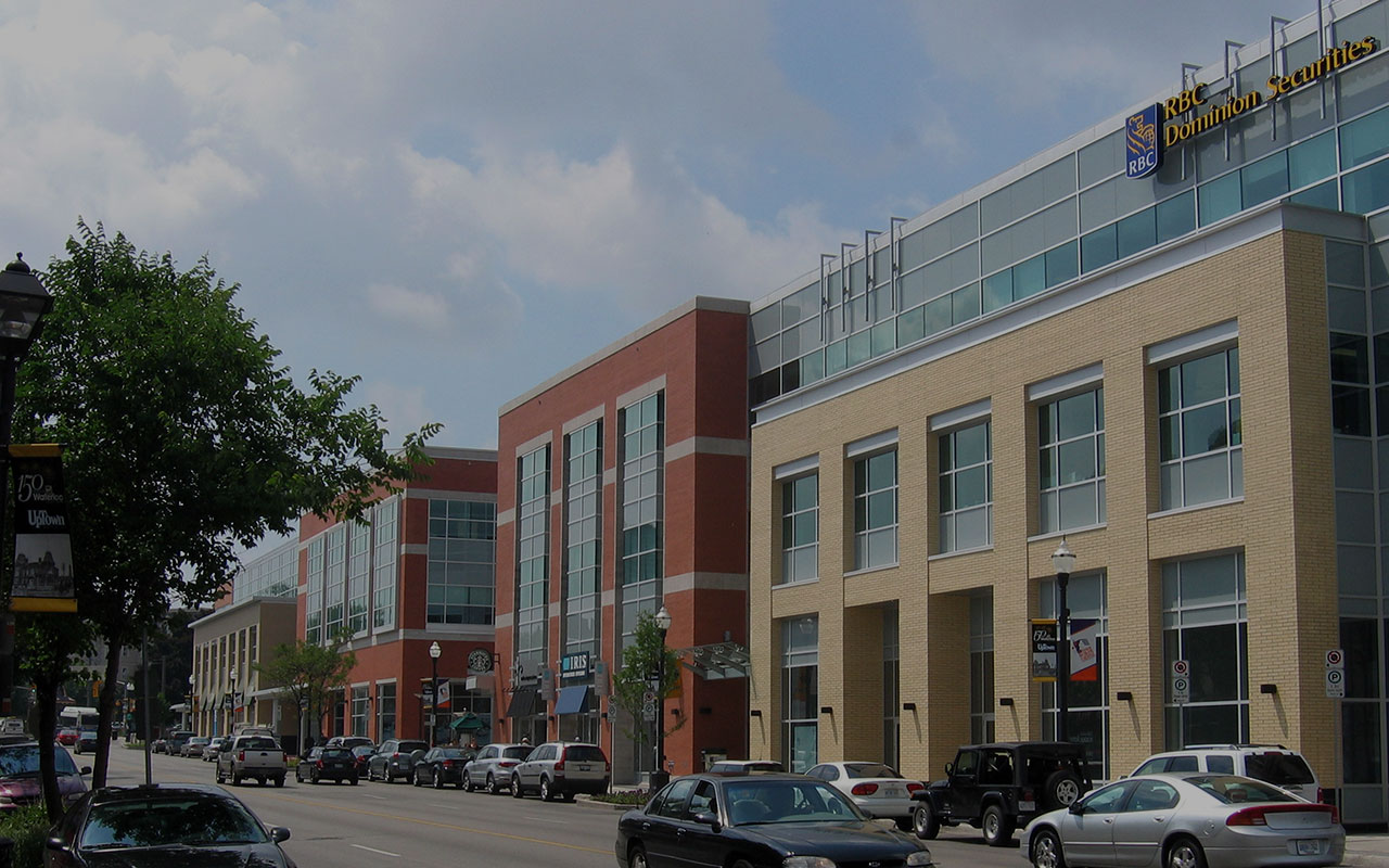 Waterloo Town Square