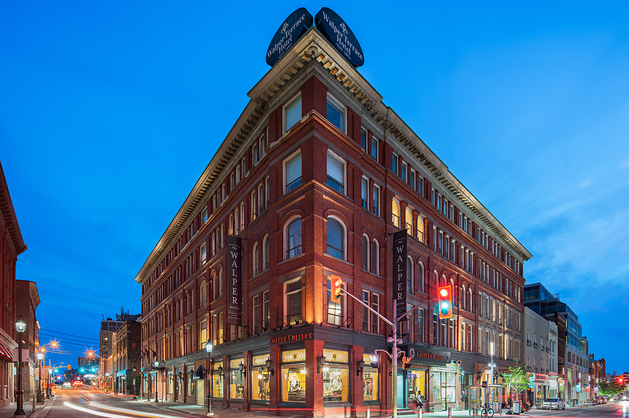 Walper Hotel Restoration & Renovations